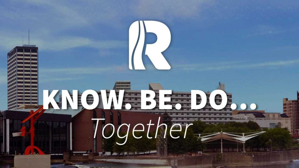 Know. Be. Do... Together