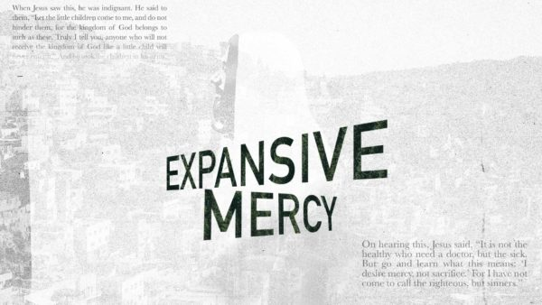 Jesus' Mercy for Children Image